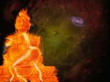 radiant buddha by SFDesigns, Illustrations->Digital gallery