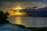 Sunlight Back Behind The Clouds by gr8fulted, photography->sunset/rise gallery