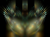 Iron Butterfly by jswgpb, Abstract->Fractal gallery
