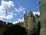 Montreuil Bellay by roxanapaduraru, Photography->Castles/Ruins gallery