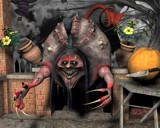 Twick o' Tweat, Smell My Feet! by HazyHairs, Computer->3D gallery