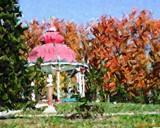 Tower Grove Gazebo by jojomercury, Photography->Manipulation gallery
