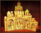 Paper Mache' Nativity by trixxie17, holidays->christmas gallery