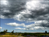 Clouds Over Canterbury by LynEve, Photography->Skies gallery