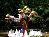 MBG - Niki in the Garden - Arbre Serpents by Hottrockin, Photography->Sculpture gallery