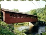 Wooden bridge in Bennington Vermont by gerrie57, Photography->Bridges gallery