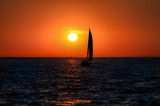Image: Sailboat in the Sunset