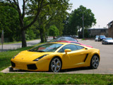 Yellow Lamborghini Gallardo by chrblr, Photography->Cars gallery