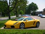 Yellow Lamborghini Gallardo by chrblr, Photography->Cars gallery