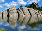 Lake Sylvan ROCKS! by kidder, photography->shorelines gallery