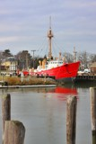 Lightship Overfalls by Jimbobedsel, photography->boats gallery