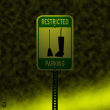 Restricted Parking by Jhihmoac, illustrations->digital gallery