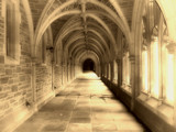 The knowledge at the end of aisle by thekorger, Photography->Architecture gallery
