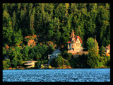 Villa by the lake by boremachine, Photography->Landscape gallery