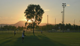 Baseball on a July Evening by nmsmith, Photography->Landscape gallery