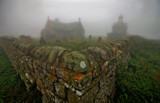 Foggy morning .. by biffobear, photography->castles/ruins gallery