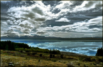 Drifting clouds by LynEve, photography->landscape gallery