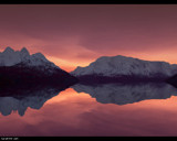 Pink Mountain by fog76, Computer->Landscape gallery
