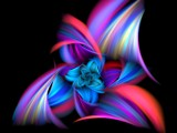 Rainbow Bloom for Patti by jswgpb, Abstract->Fractal gallery