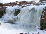 Icy Curtains by kidder, Photography->Waterfalls gallery