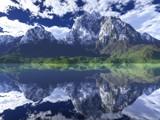 Mirror Lake by Samatar, computer->landscape gallery