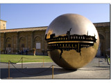 Sphere Within Sphere.......... by fogz, Photography->Sculpture gallery