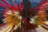 City Lights by LynEve, abstract gallery