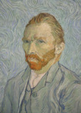 Van Gogh by Paul_Gerritsen, Illustrations->Traditional gallery