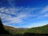 Above Kaaterskill Falls With The Moon by Jims, photography->mountains gallery