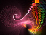 From Dusk Til Dawn by Joanie, Abstract->Fractal gallery