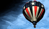 Star Spangled Balloon by JWoods, Photography->Balloons gallery