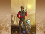 New Sheriff in town by priyanthab, Illustrations->Digital gallery