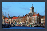Middelburg (42), Entering the Local Harbour by corngrowth, Photography->City gallery