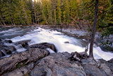 Last Light at McDonald Falls by Nikoneer, photography->waterfalls gallery
