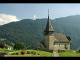 The church of Rossinière by ppigeon, Photography->Places of worship gallery