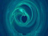 My heart falls into water by pakalou94, Abstract->Fractal gallery