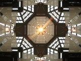 It's a glass ceiling, not a fractal! by dave54, Photography->Architecture gallery