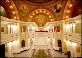 South Dakota Statehouse: Rotunda by Nikoneer, photography->architecture gallery
