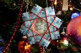 Holographic Equadorian Star by Nikoneer, holidays->christmas gallery