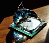 Dolphin By Morning Light by tigger3, photography->sculpture gallery