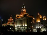 The Bund at night by hermanlam, Photography->City gallery