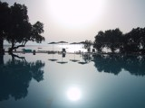 A Greek Pool by grahamsilversides, photography->sunset/rise gallery