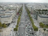 Champs-Elysées, Paris - from the Arc de Triomphe by fogz, Photography->City gallery