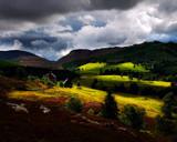 SCOTTISH MOUNTAIN LIGHT by LANJOCKEY, Photography->Landscape gallery