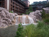 Beautiful view of the Wilderness Lodge by nature_faerie, Photography->Landscape gallery