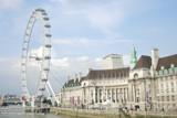 London Eye and the Aquarium by tadurham, Photography->Landscape gallery