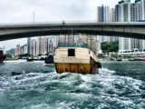 Hong Kong Hurry by LynEve, Photography->Boats gallery