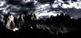 Night on the Mountains by Ed1958, Photography->Manipulation gallery