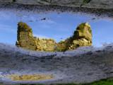 Beaumaris Reflection by lindala, Photography->Castles/Ruins gallery