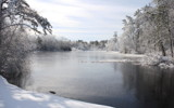 Pond In Snow by Tomeast, photography->landscape gallery